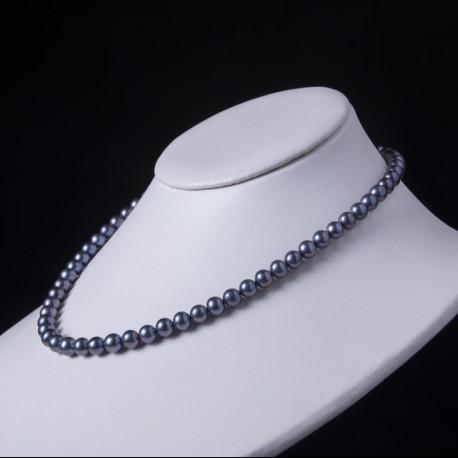 Collana Perla Nere